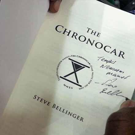 Autographed Copies