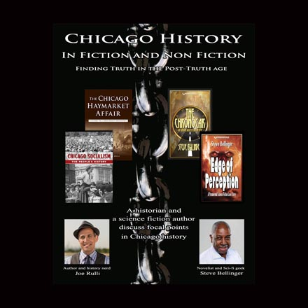 Chicago History In Fiction And Non-Fiction
