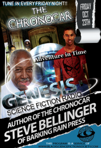 Steve Bellinger on Genesis Radio